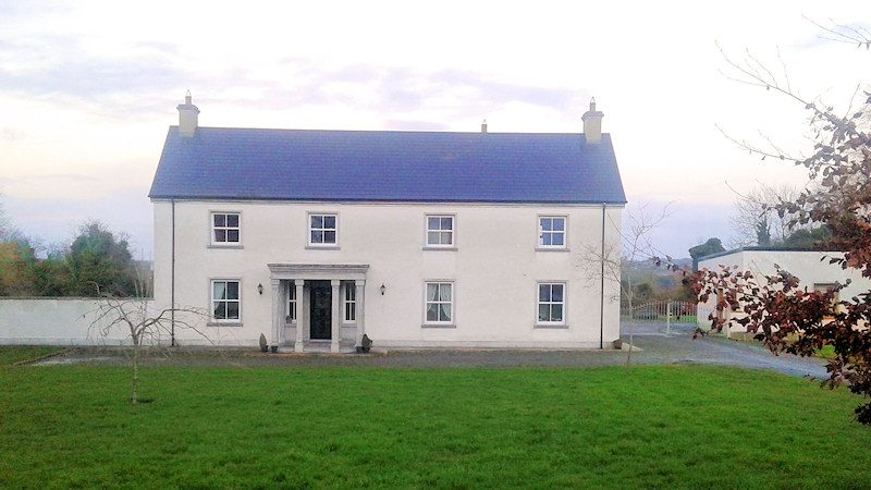 house builders offaly westmeath midlands ireland